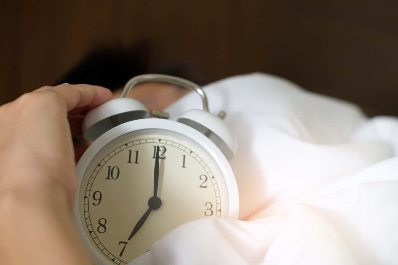 Best Times To Wake Up During A-Level or GCSE Exam Season