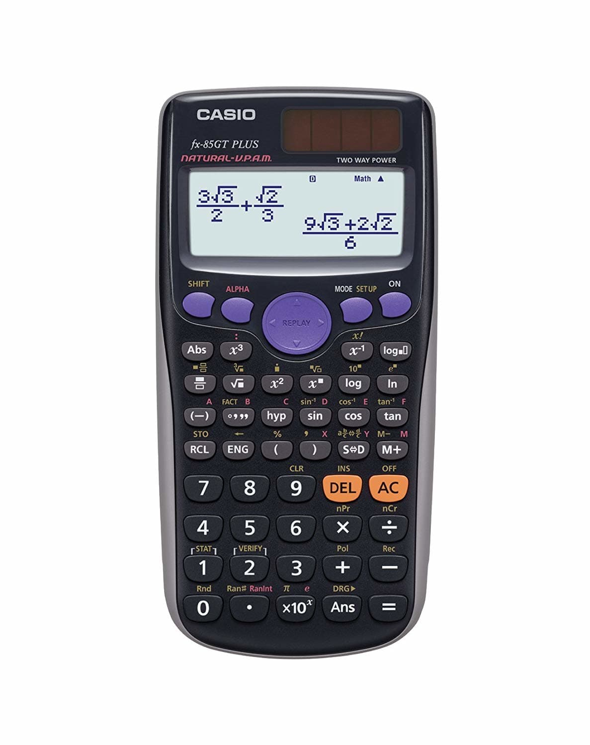 GCSE Maths Calculator FX-85GT