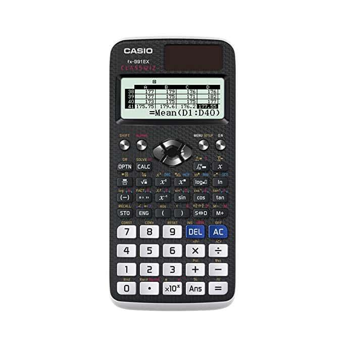 GCSE Calculator: Casio FX-991EX