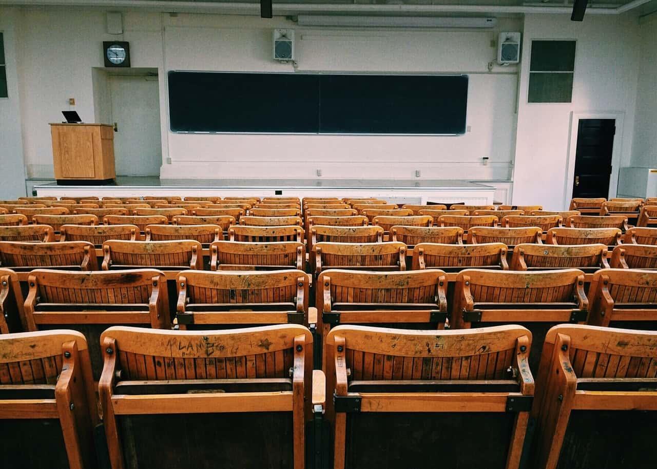 A-Level Classroom