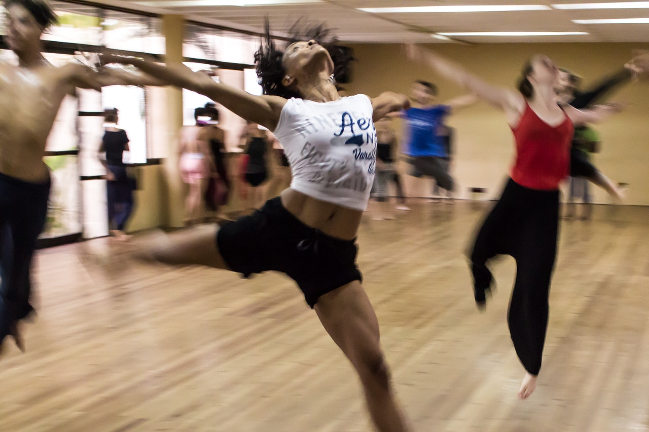 Taking Dance Exams