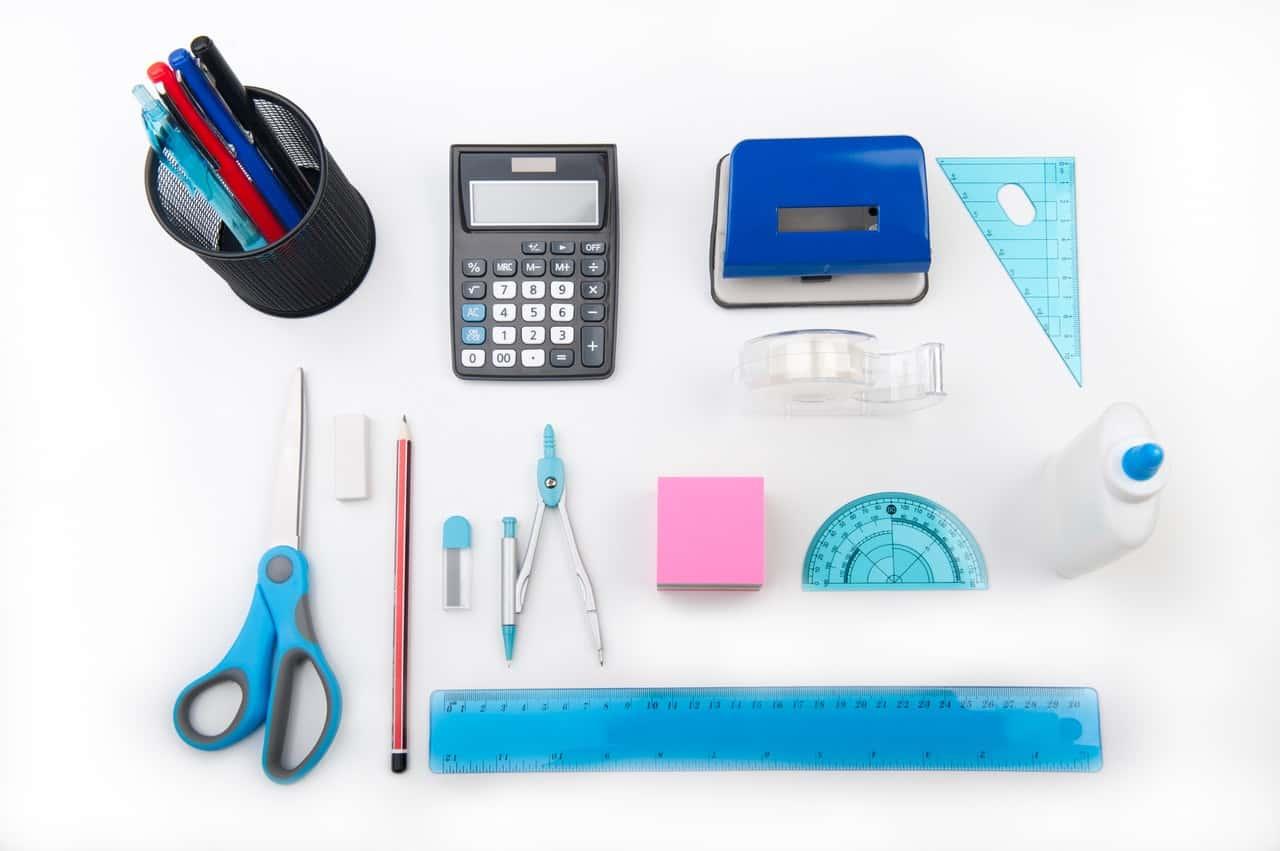 A-Level Maths Equipment