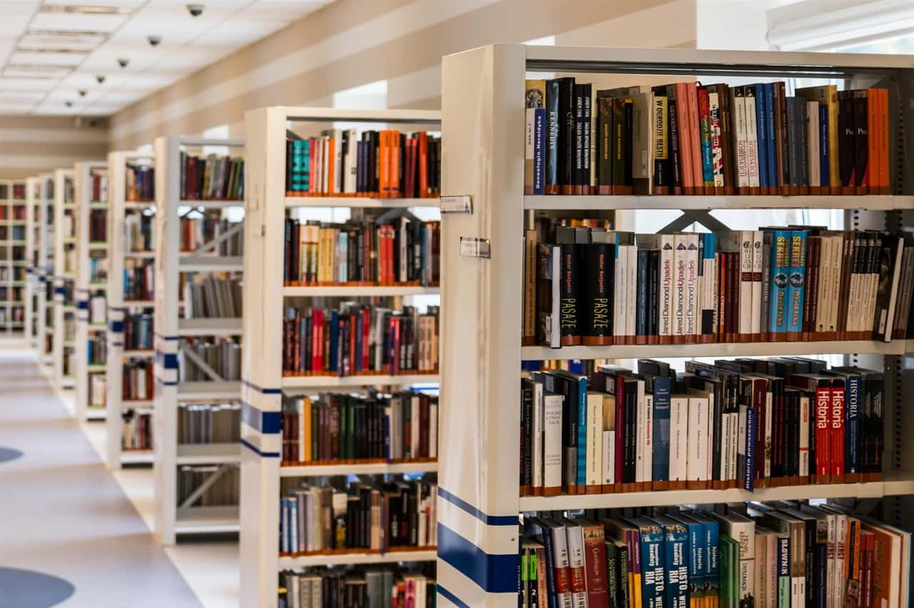 A-Level or GCSE Library