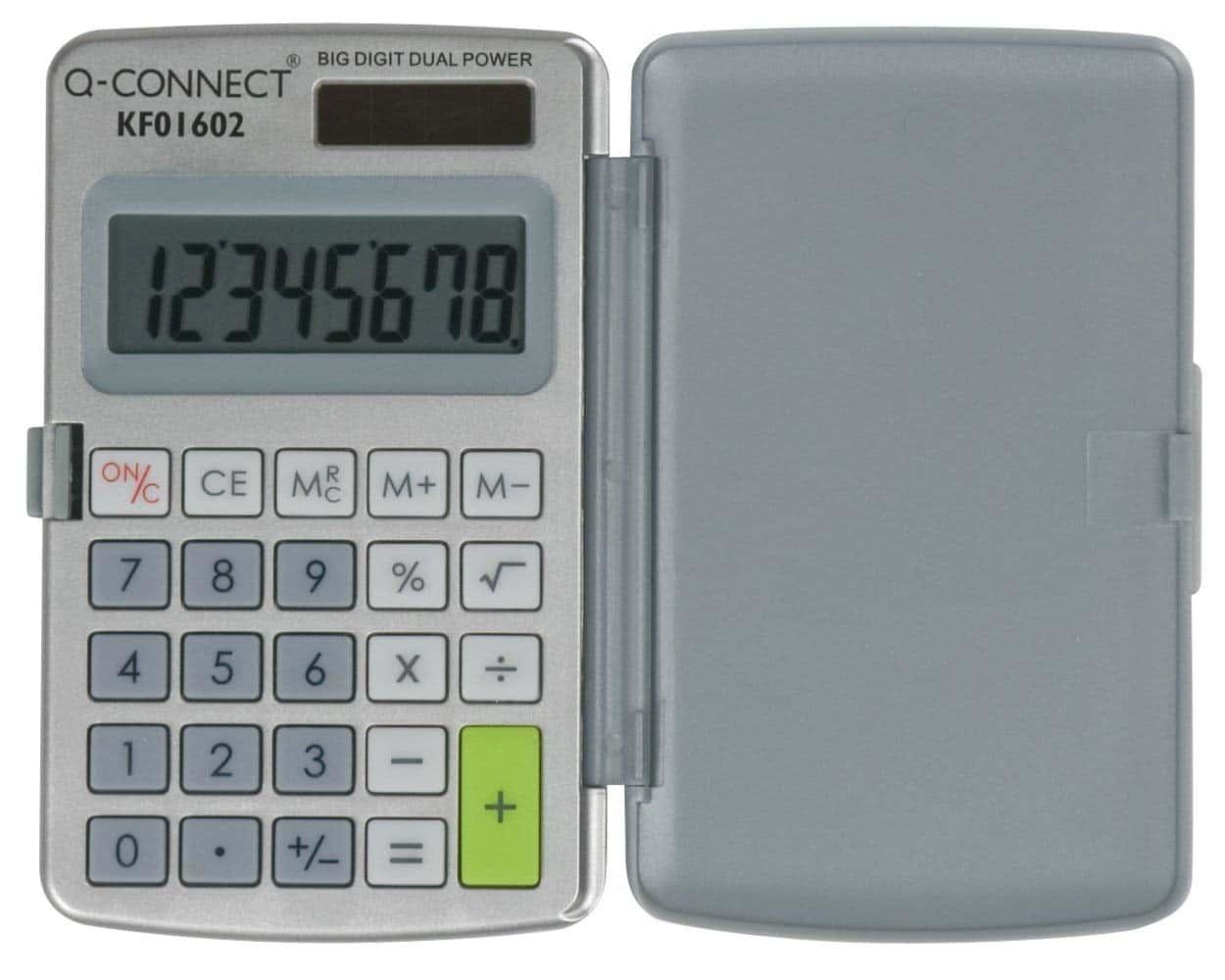 GCSE Calculator: Q-Connect