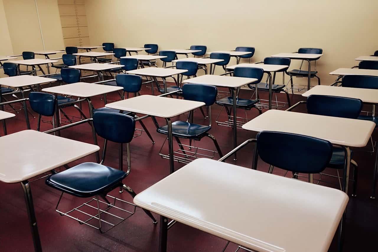 A-Level Exam Hall