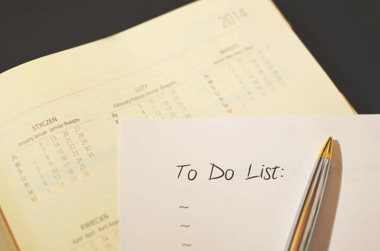 Creating A Revision To Do List For A-Levels and GCSEs