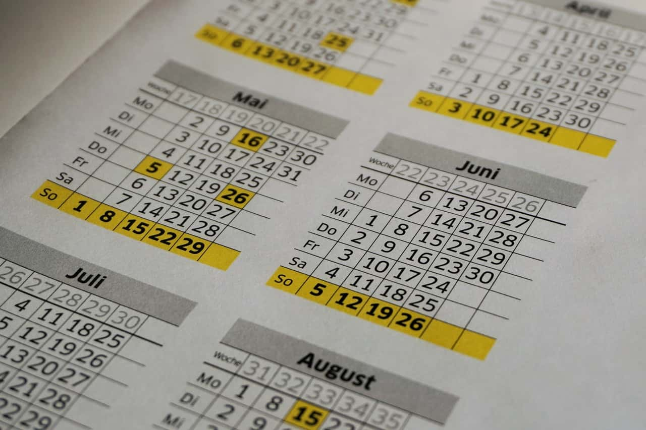Making An A-Level Revision Timetable