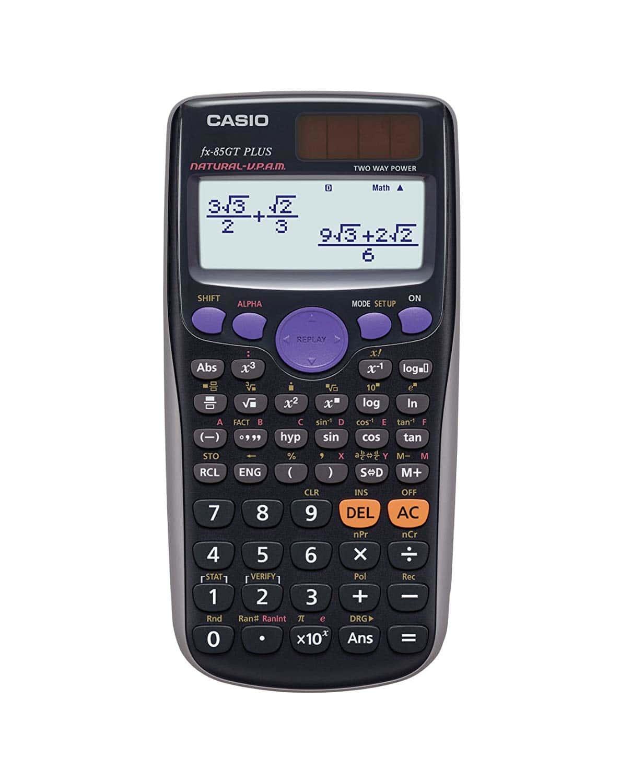 GCSE Calculator: Casio FX-85GT